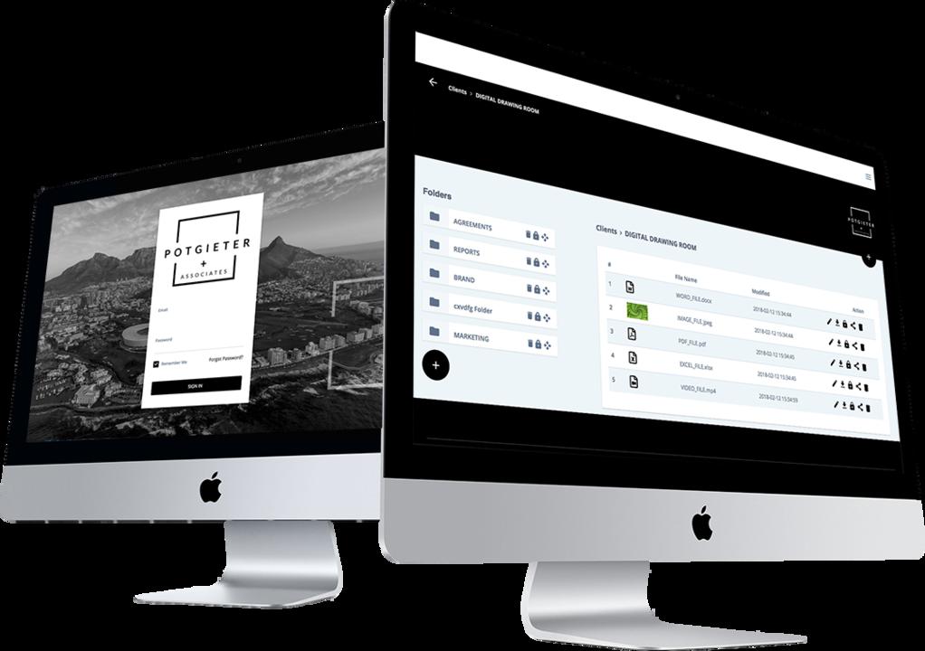YDOX File Sharing Platform