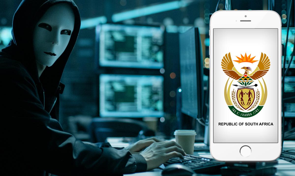 International Hacker Shuts Down Government Website