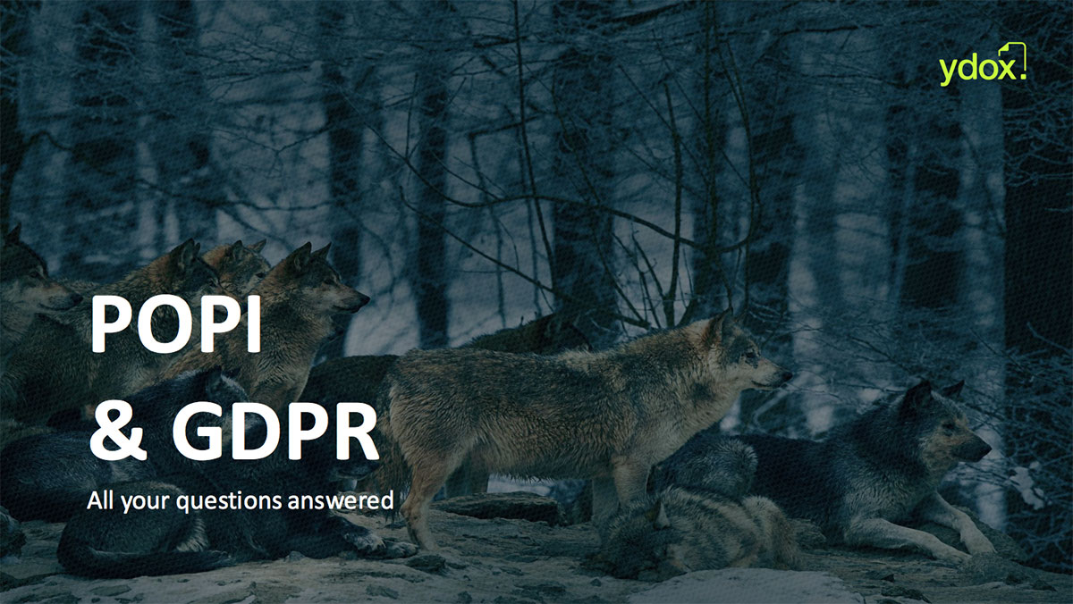 The Ultimate Guide to POPI & GDPR